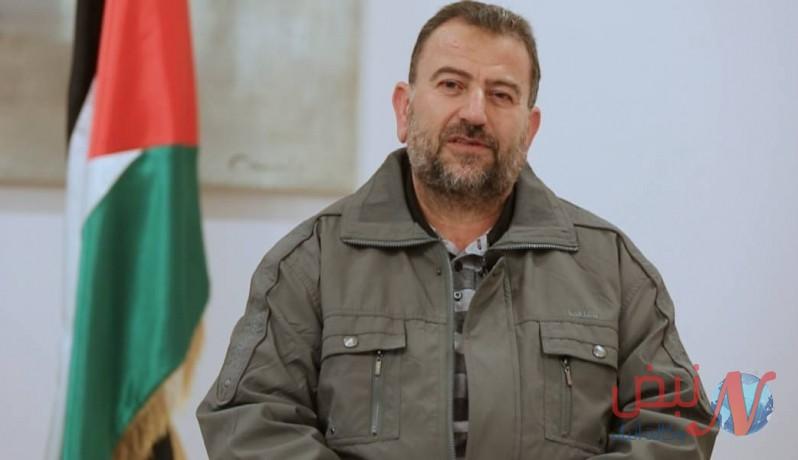 العاروري: المقاومة المسلحة هي التي تؤذي الاحتلال
